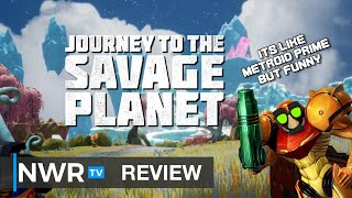 Journey to the Savage Planet is Metroid Prime but Funny - Switch Review (Video Game Video Review)