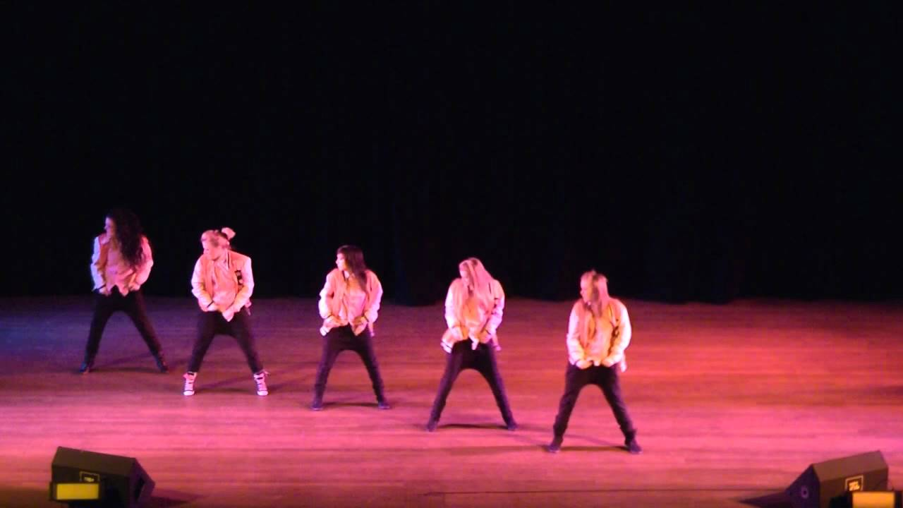 Female Hip Hop Dance Group - BHTQ 2011 - YouTube