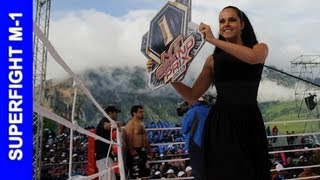 Рамазан Эсенбаев vs. Хуан Мануэль Суарез - M-1 Challenge 40 - ВИДЕО - ММА - HD