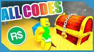 NUEVOS CODES EN TREASURE HUNT SIMULATOR (Roblox Treasure Hunt Simulator)
