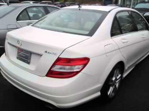 2011 Mercedes Benz C   Fayetteville NY