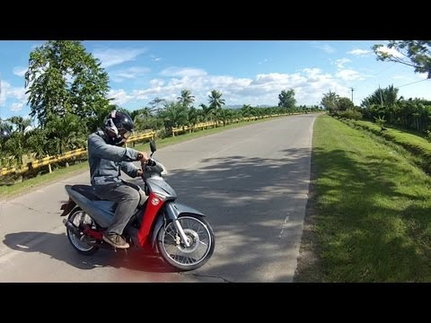 Honda Wave 150 vs Sniper 135 - YouTube