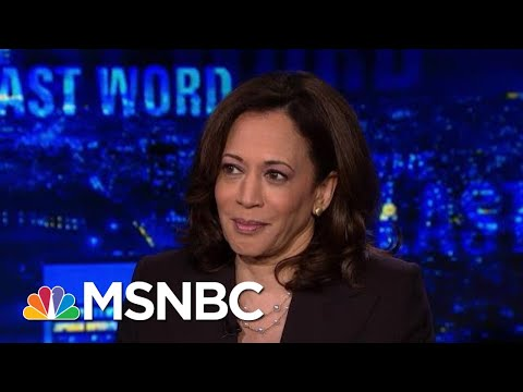Kamala Harris: President Donald Trump\'s New Deportation Plan Is \'Outrageous\' | The Last Word | MSNBC