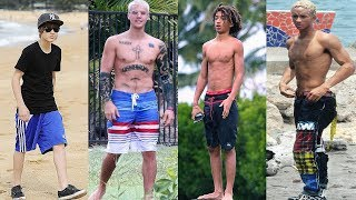Justin Bieber vs Jaden Smith Transformation ★ 2018