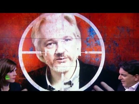 Julian Assange, London's Syria Conference and Labour's Red Tories (EP 303)