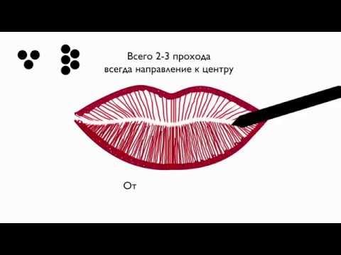Татуаж губ, бровей и глаз в Санкт-Петербурге