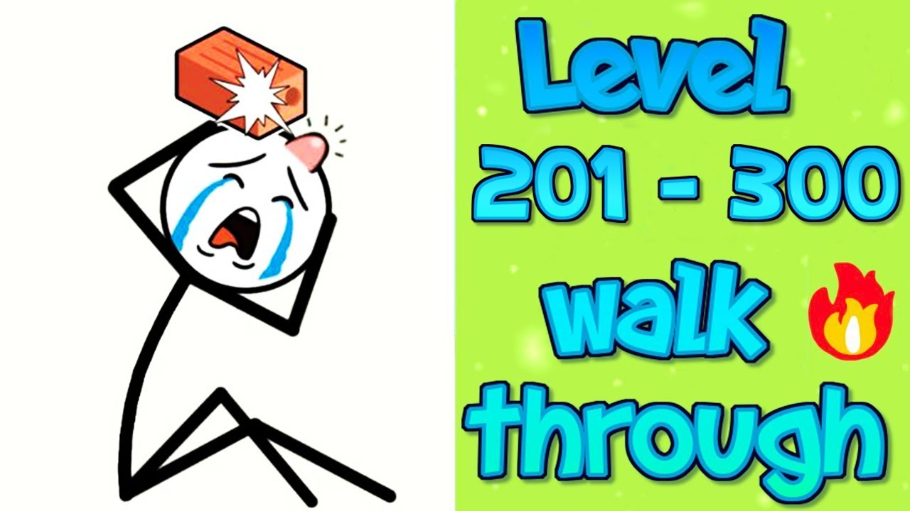 Draw Puzzle 2 (WEEGOON) Level 201- 300 Android Gameplay Walkthrough HD - All Levels Solution Part 3