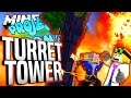 Minecraft - Turret Tower - Project Ozone #143 video