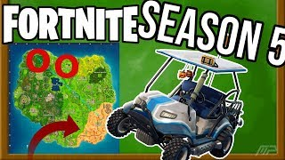 HUGE CHANGES With Fortnite: Battle Royale Season 5 UPDATE! (DESERT, RIP MOISTY MIRE, Battle Pass)