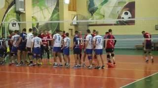 Волейбол. Шахтер - Легион (07.10.16)