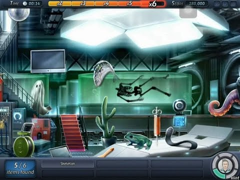 Criminal Case - 2x10 - The Secret Experiments (Financial)