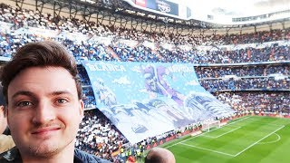 Real Madrid - FC Barcelona 0-3 | El Clasico - Santiago Bernabeu Stadionvlog | ViscaBarca