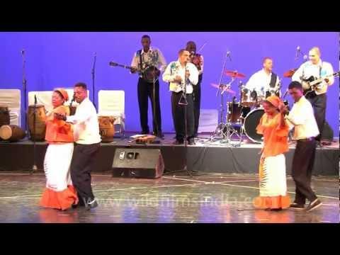 Dancing the night away - Seychelles Creole style!