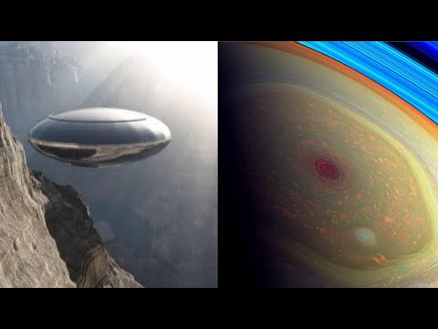 NASA Just Found Something HUGE On Saturn & A MASSIVE UFO Sighting 9/6/2018
