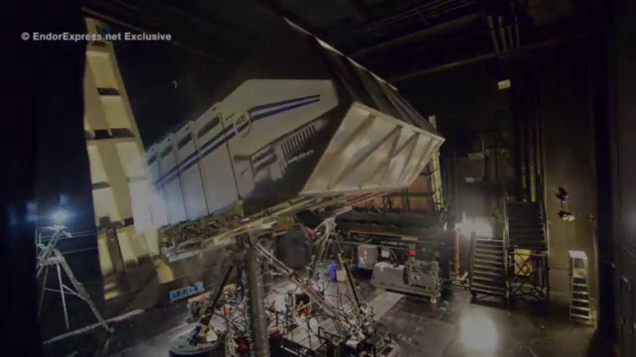 New Star Tours Scenes