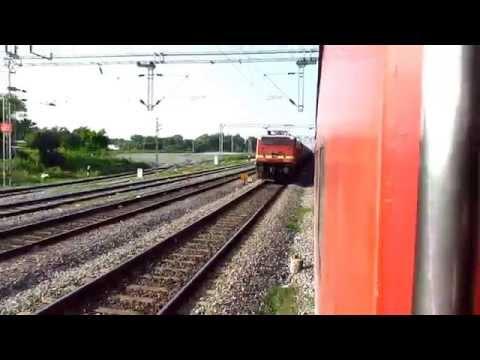 87.-indian-railways-|-bengaluru-rajdhani-looped-|-annoyed-honk,-overtakes-okha-puri-dwaraka-express