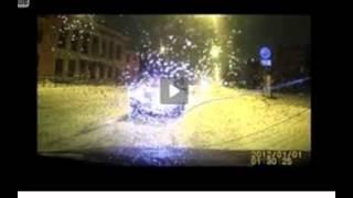 ДТП с Грузовиком на ул Седова и Ольге Бергольц 2016 HD.(, 2016-01-14T23:55:32.000Z)