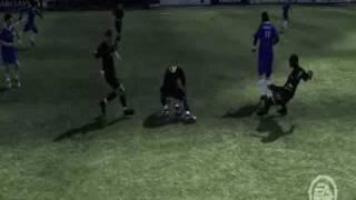FIFA 09 TOP 10 Extra Goals & Funny Moments
