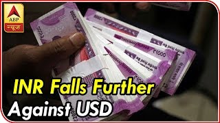 Breaking: Indian Rupee Now At 72.66 Versus The US Dollar | ABP News