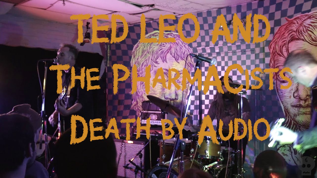 ted leo and the pharmacists death by audio full set youtube. Black Bedroom Furniture Sets. Home Design Ideas