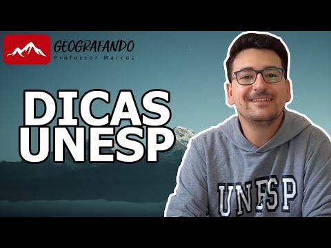 UNESP 2018 - Dicas de Geografia [1/2]