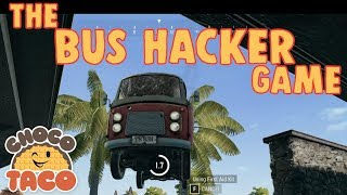 chocoTaco and badshroud Followed by the Bus Hacker - PUBG Game Recap