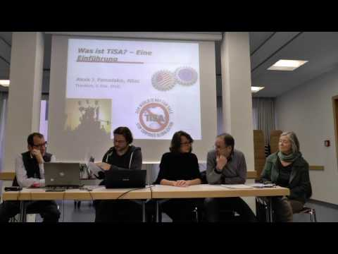 Workshop: Handelsabkommen TiSA