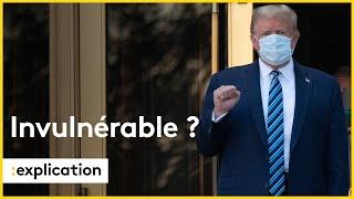 Pourquoi Trump et les présidents américains mentent sur leur santé