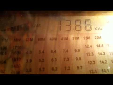 1386 KHz Radio Baltic Waves International (LTU)
