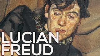 Lucian Freud: A collection of 226 paintings (HD)