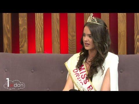 Amina Hasanbegović: Kada skinem krunu i lentu, želim biti obična djevojka