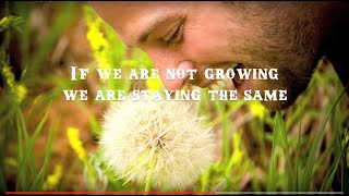 """We Grow"" by Tyler Stenson (with Lyrics)"