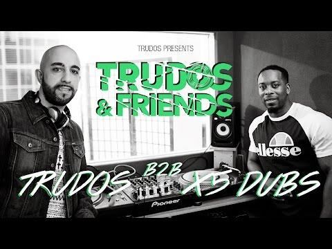Old Skool UK Garage mix | Trudos b2b X5 Dubs | #TRUDOSANDFRIENDS Exclusive