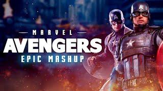 Marvel's Avengers Theme   EPIC VERSION