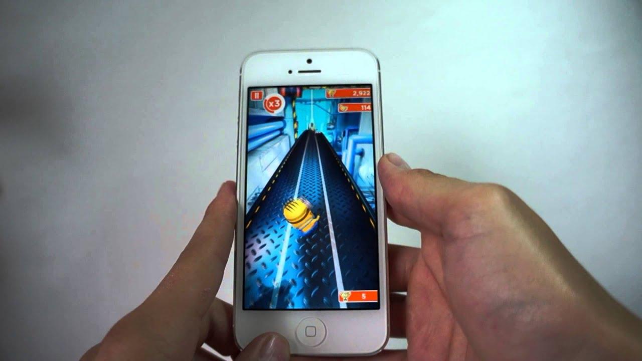Обзор игры Minion Rush для Android - YouTube