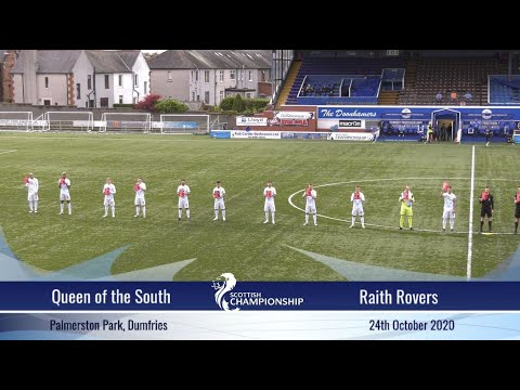 Queen Of South Raith Goals And Highlights