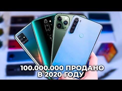 Самые Популярные Смартфоны В 2020 Году