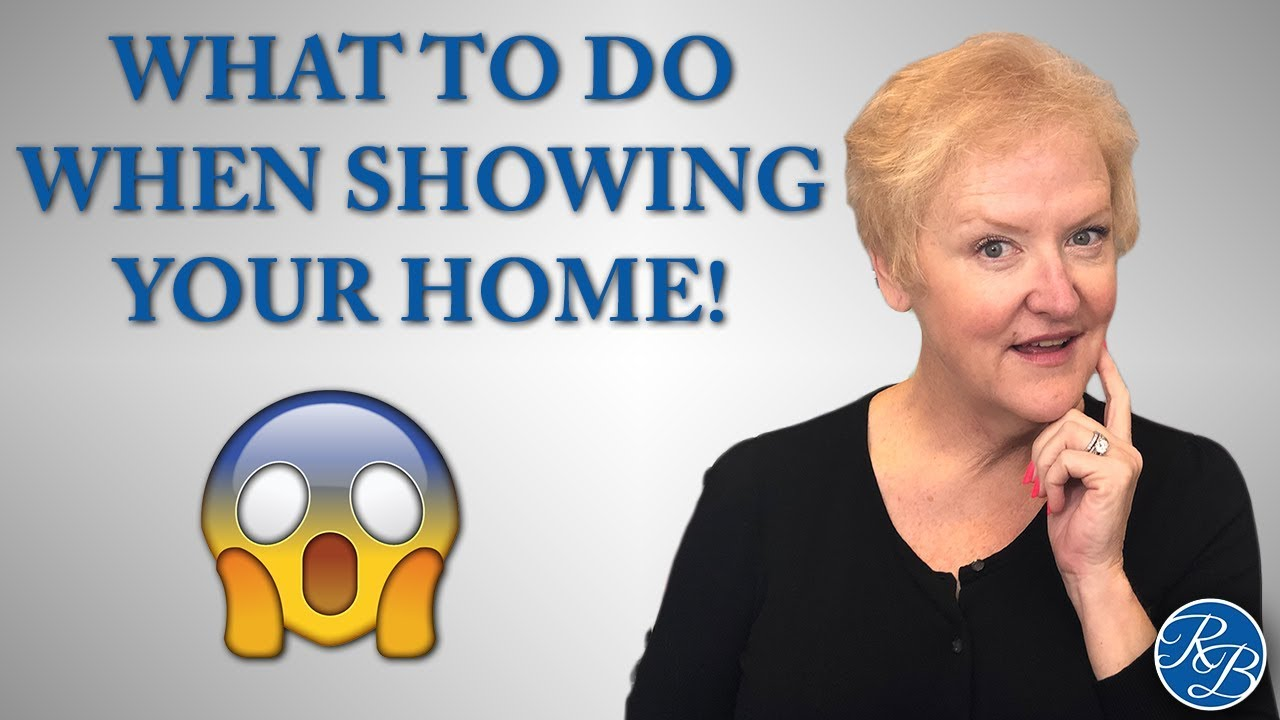 Episode 21: What To Do When Showing Your Home!