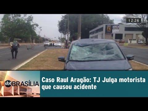 Caso Raul Aragão:TJ Julga motorista que causou acidente