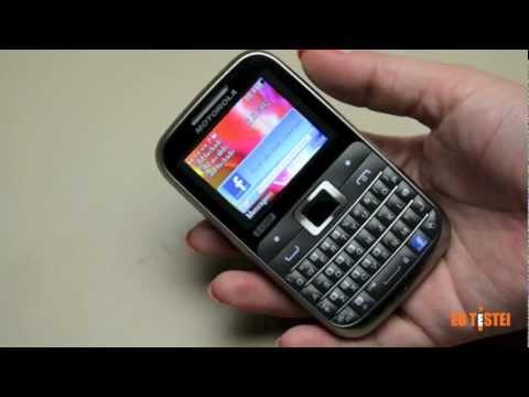 Feature Phone Motorola MOTOKEY 3-CHIP EX117 - Resenha Brasil