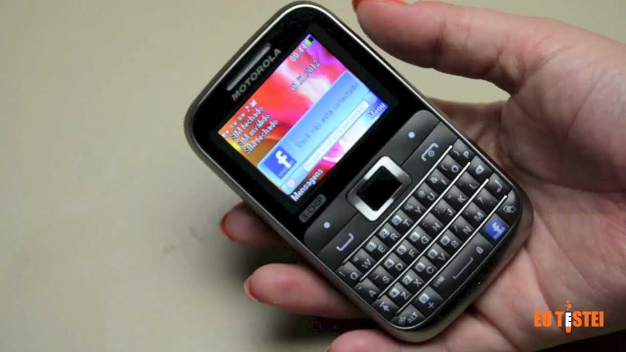 software para celular motorola ex117