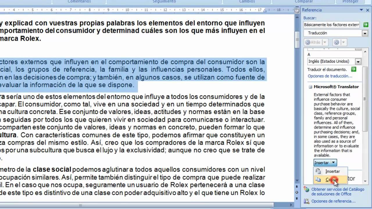 traducir articulos pdf de ingles a español gratis
