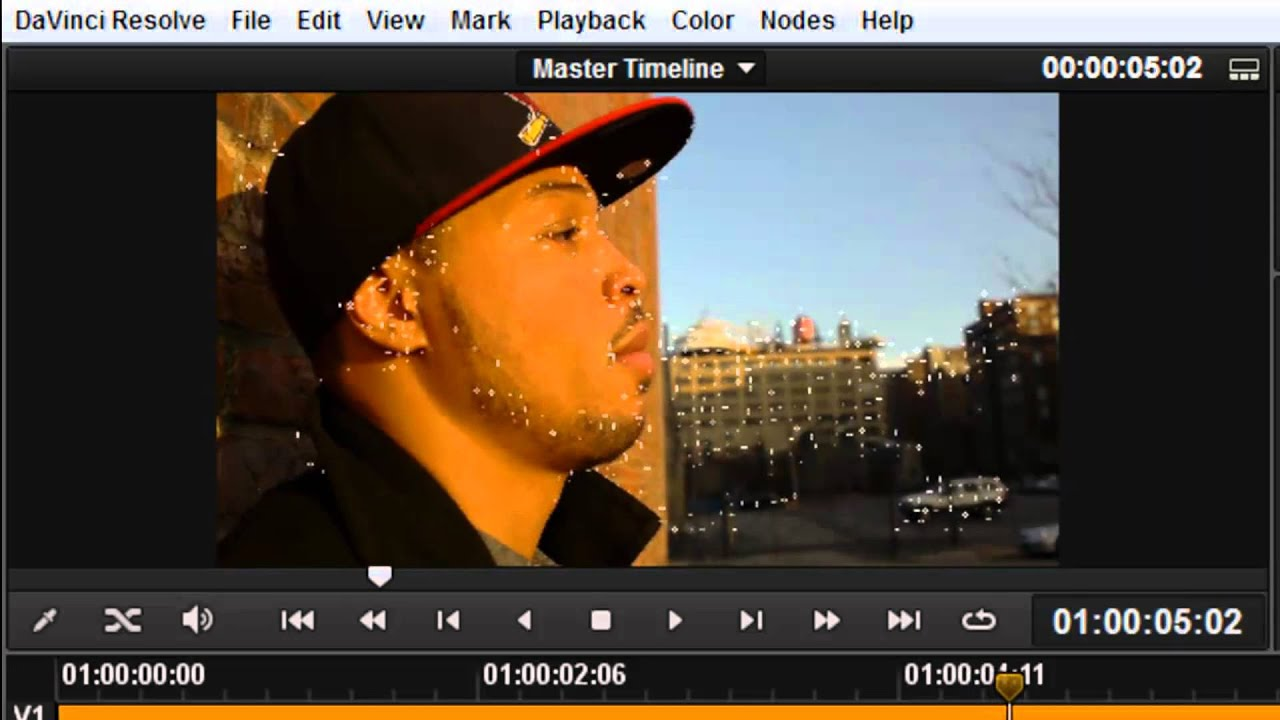 How to stabilize shaky footage using davinci resolve filmmaking.