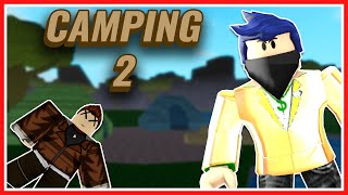 WHAT DID AJ DO TO PARK RANGER DANIEL?! | ROBLOX: Camping 2