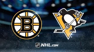 Boston Bruins vs Pittsburgh Penguins | Dec.14, 2018 | Game Highlights | NHL 2018/19 | Обзор Матча