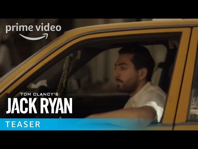 Tom Clancy's  Jack Ryan trailer stream