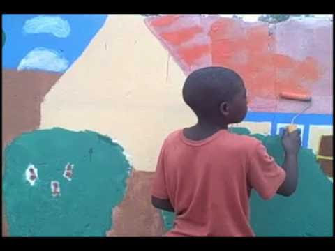 Mozambique:  A Arte da Pintura (the Art of Painting)