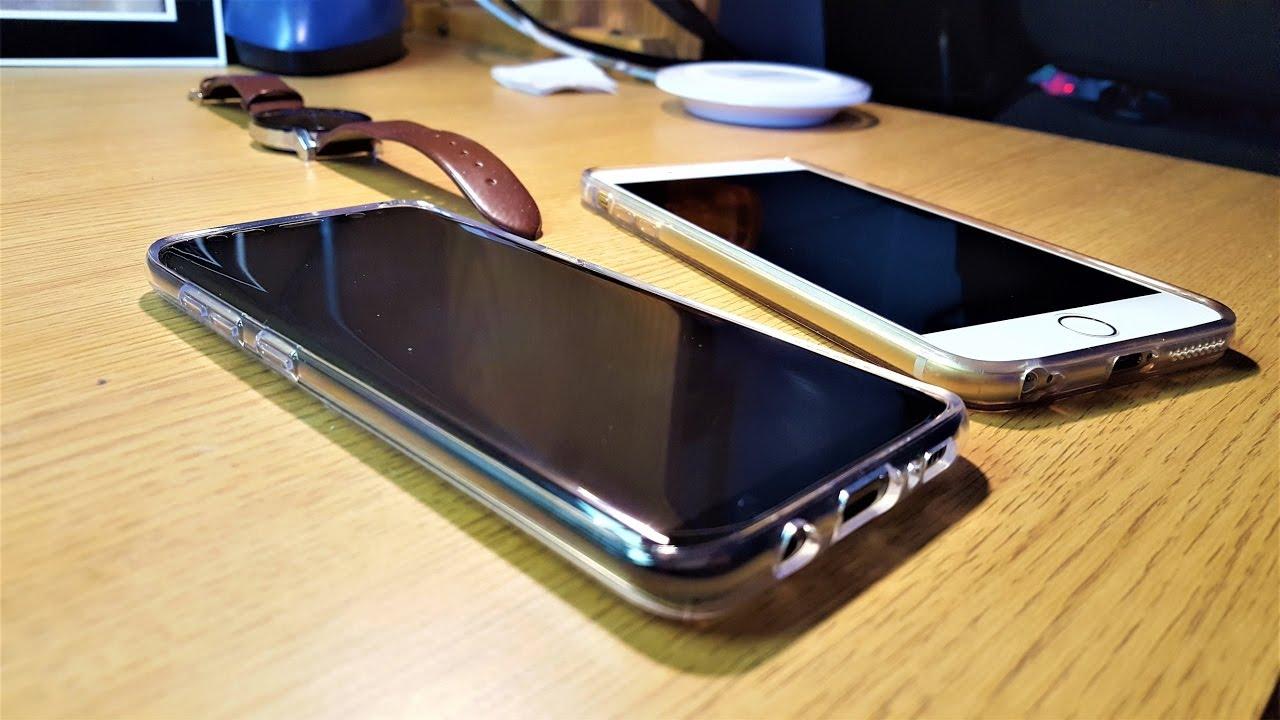 GALAXY S8 VS IPHONE 6S