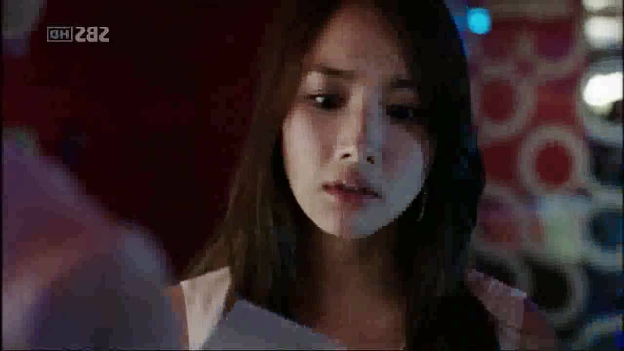 Lee Min Ho Park Min Young Kiss Scene of City Hunter Korean Drama Ep 2