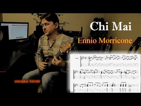 Chi Mai (Le Professionnel) - Ennio Morricone Ukulele TAB